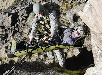 Basic Rescue Syetem with Cobra Buckles SK-200c-GR