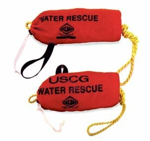 Sked water rescue throw bags