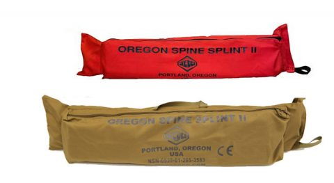 Oregon Spine Splint II Carrying Bag