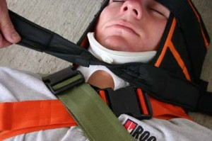 Oregon Spine Splint Collar Strap SK-301