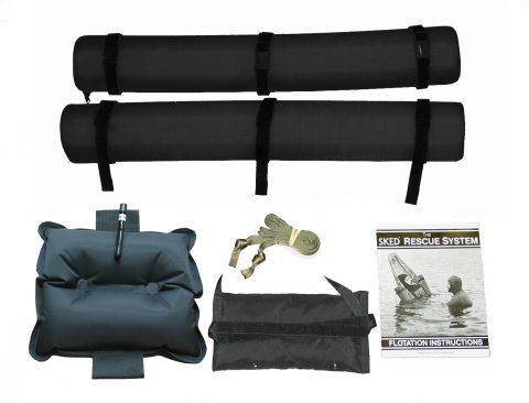 Sked Basic Flotation system in black