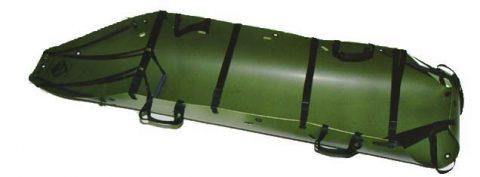 sked stretcher body only green SK-201-GR
